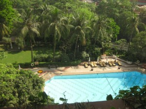 Taj Bengal Pool, Kolkata
